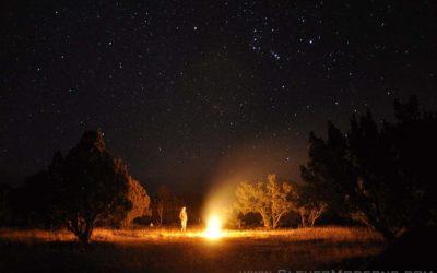 Northern Arizona Night Sky