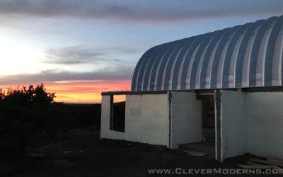 Quonset Hut House Build: Quonsetpalooza 3.0